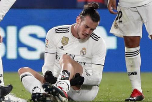 Реал остался без Бэйла на две недели