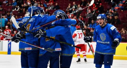 Молодежный ЧМ по хоккею. Казахстан сохранил место в элитном дивизионе