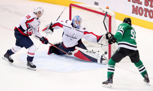 НХЛ. Питтсбург настигает Вашингтон, 6 шайб Колорадо, успех Вегаса