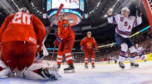 Молодежный ЧМ по хоккею. Обзоры полуфиналов с участием США и Финляндии