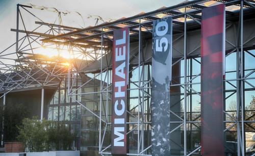 Феррари открыла выставку в честь юбилея Михаэля Шумахера
