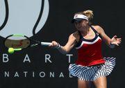 Катерина Козлова не смогла выйти в основную сетку турнира в Хобарте