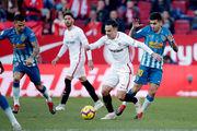 Севилья – Атлетико – 1:1. Видео голов и обзор матча