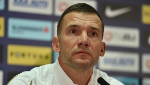 ШЕВЧЕНКО: «Работать в Милане? Мне нужно вывести сборную на Евро»