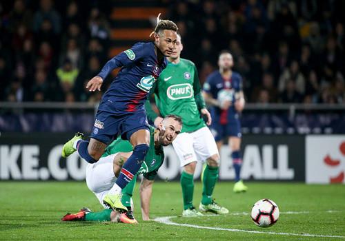 ПСЖ передал призовые за победу в матче Кубка Франции сопернику