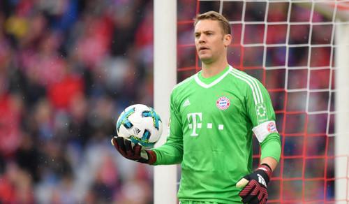 НОЙЕР: «Бавария наконец поменялась ролями с дортмундской Боруссией»