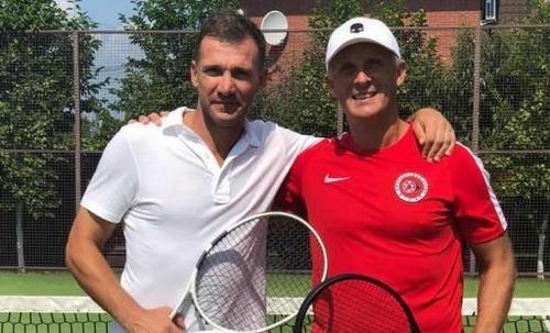 Шевченко посетит матч украинских аматоров