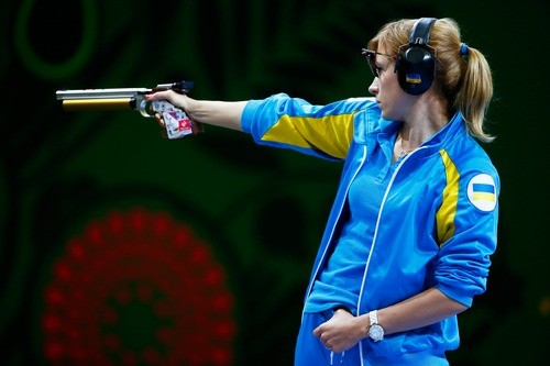 Украинские стрелки завоевали бронзу на чемпионате мира в Южной Корее