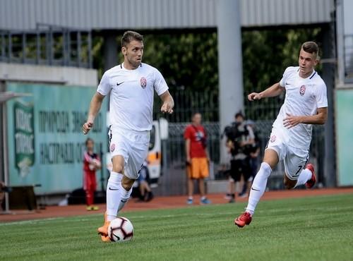 Арсенал-Киев - Заря - 0:5. Видео голов и обзор матча