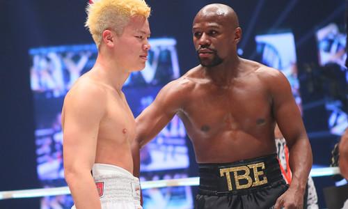 Насукава согласен на бой с Макгрегором только по правилам кикбоксинга