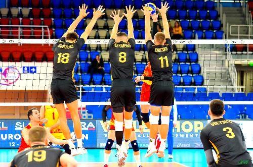 Волейбольные сборные Украины завершат отбор к Евро гостевыми матчами