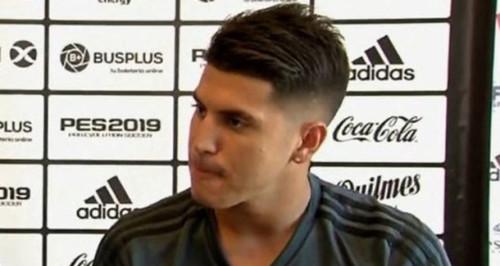 ПАЛАСИОС: «Надеюсь, вопрос с переходом в Реал скоро решится»
