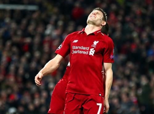 Джеймс МИЛНЕР: «Не вижу позитива в поспешном вылете из Кубка Англии»
