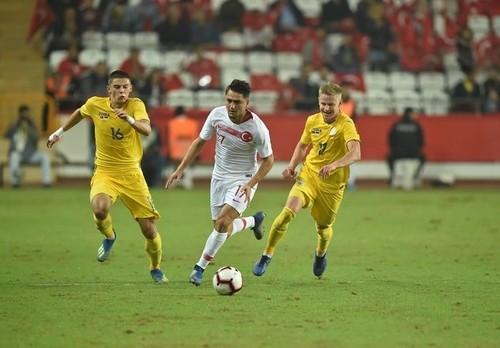 Выбери лучшего молодого футболиста Украины 2018