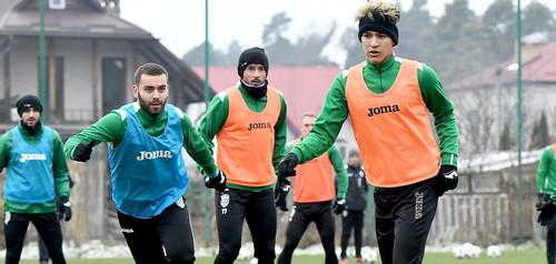 Карпаты проведут четыре матча на сборах в Турции