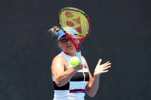 Марта Костюк вышла в финал квалификации Australian Open