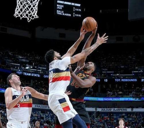 Два блок-шота подряд от Дэвиса - момент дня в НБА