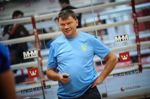 Сборную Украины по боксу возглавит Леонид Лоивский