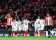 Севилья обыграла Атлетик в первом матче 1/8 финала Кубка Испании