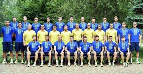 Украина U-20 проведет три сбора перед чемпионатом мира-2019