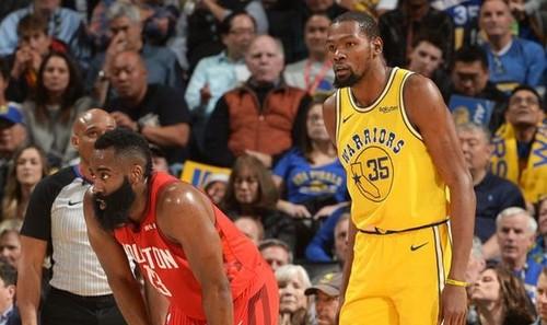 Дюрэнт и Харден не попадают в стартовый состав Матча звезд НБА