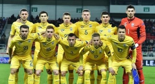 Украина сыграет против Литвы в Вильнюсе