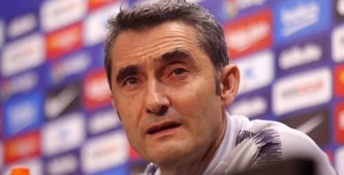 ВАЛЬВЕРДЕ: «Не знаю, когда Барселона подпишет форварда»