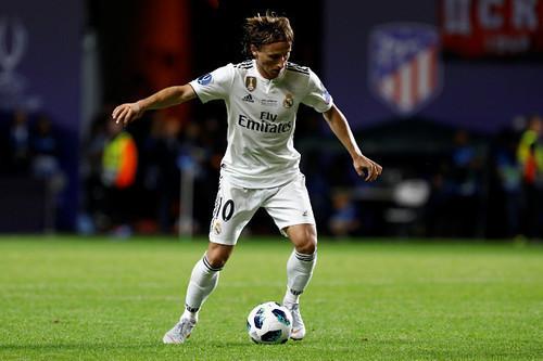 Ювентус обсуждает с Реалом трансфер Модрича