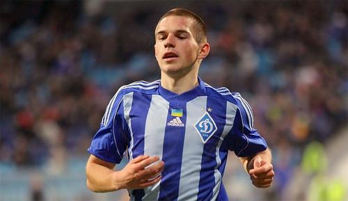 Михайличенко прошел медосмотр вместе с игроками Динамо