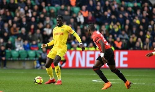 Нант - Ренн - 0:1. Видео гола и обзор матча