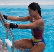 ДЕВУШКА ДНЯ. Знойная бразильская прыгунья в воду Ингрид Оливейра