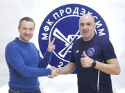 ФК Продэксим. Хави Родригес (справа)