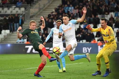 Марсель – Монако – 1:1. Видео голов и обзор матча