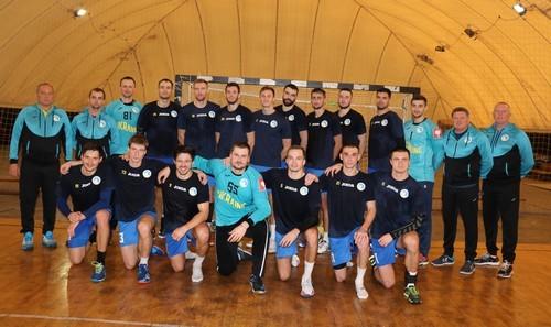 Збірна України з гандболу зіграє проти Фарерських островів у Києві