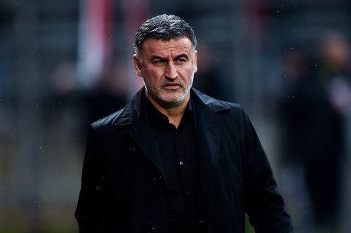 Лилль продлил контракт с главным тренером