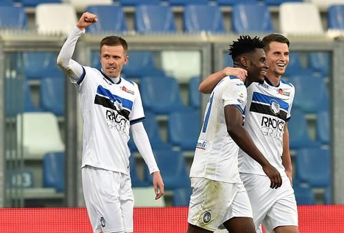 Аталанта обыграла Кальяри и вышла в 1/4 финала Кубка Италии