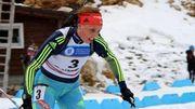 ЮЧУ-2019 по биатлону. Кривонос выиграла спринт