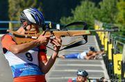 ЮЧУ-2019 по биатлону. Телень стал чемпионом Украины в спринте