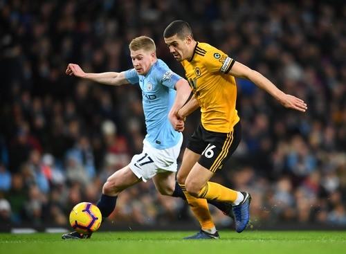 Манчестер Сити — Вулверхэмптон — 3:0. Видео голов и обзор матча