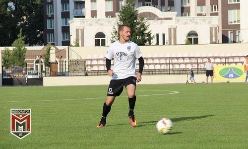Алиев возобновит карьеру игрока