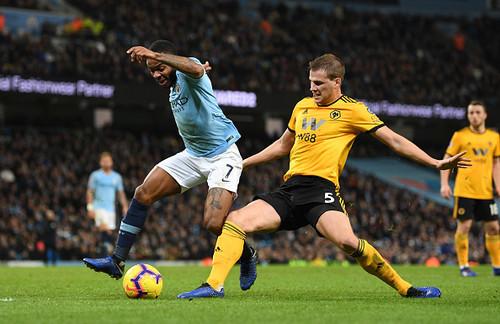 Вулверхэмптон установил антирекорд сезона в матче с Манчестер Сити