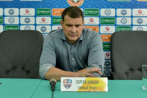 Сергей Зайцев близок к возвращению в Акжайык