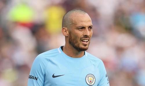 Давид Силва установил рекорд Манчестер Сити по количеству матчей в АПЛ