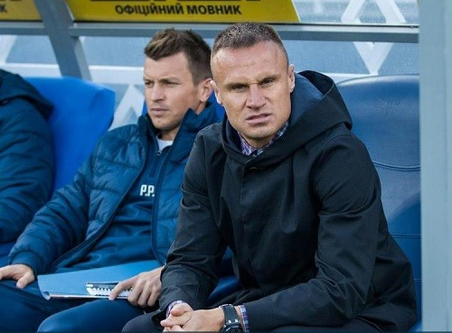 Вячеслав ШЕВЧУК: «Фонсека меня уже не интересует»