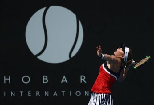 Australian Open. Козлова уступила Кужмовой, выиграв первый сет