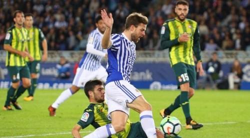Реал Сосьедад - Эспаньол - 3:2. Видео голов и обзор матча