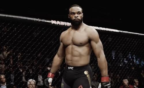 Чемпион UFC Тайрон Вудли готов к переходу в средний вес