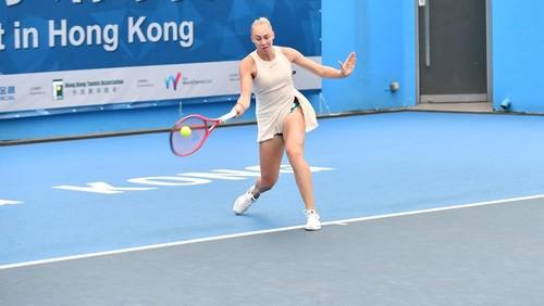 Лопатецкая стала 9-й теннисисткой, выигравшей 4 турнира ITF к 16 годам
