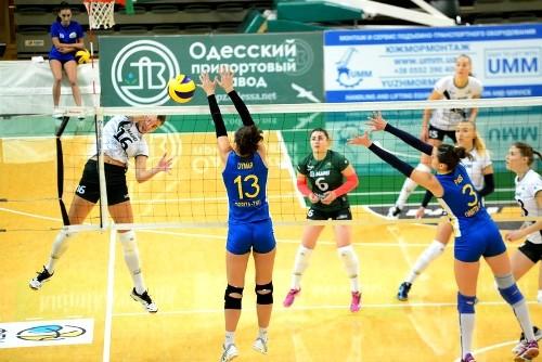 Финал четырех женского Кубка Украины по волейболу пройдет в Запорожье