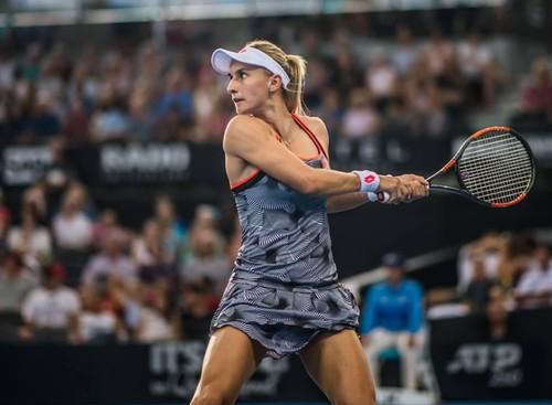 Australian Open. Анисимова разбила Цуренко